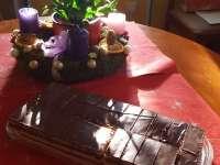 Kedvenc karácsonyi süteményünk a mézes béles