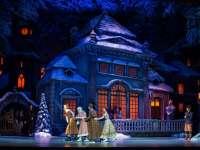 A diótörőt közvetíti karácsony este az Operaház