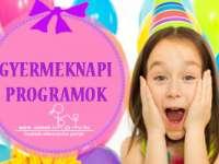 Szuper programok az idei Gyereknapon Szolnokon!